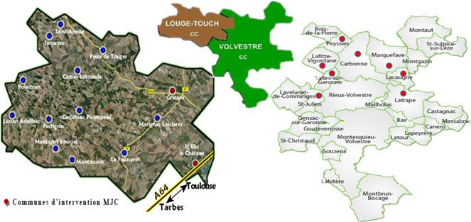 Ancrage Territorial de la MJC de Carbonne