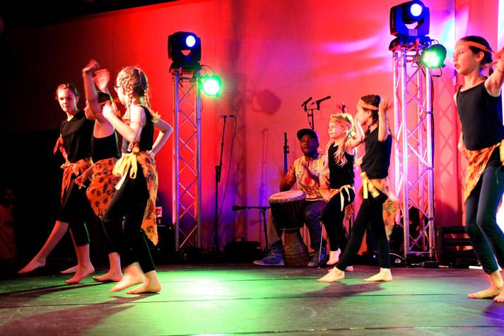Club de danse Africaine