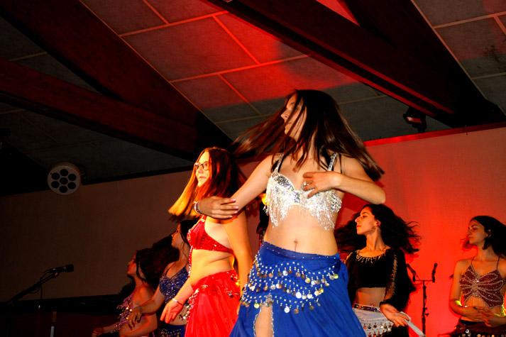 Club de danse orientale