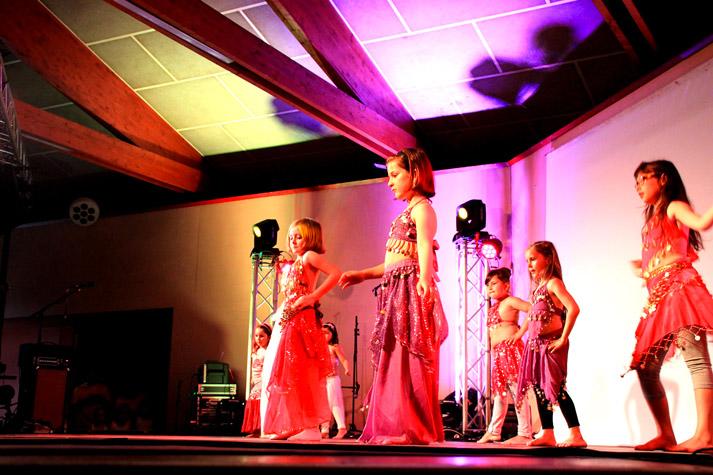 Club Danse Orientale enfants