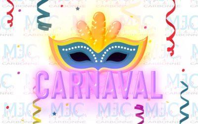 Sortez Masqué(e)s ! Carnaval en approche !