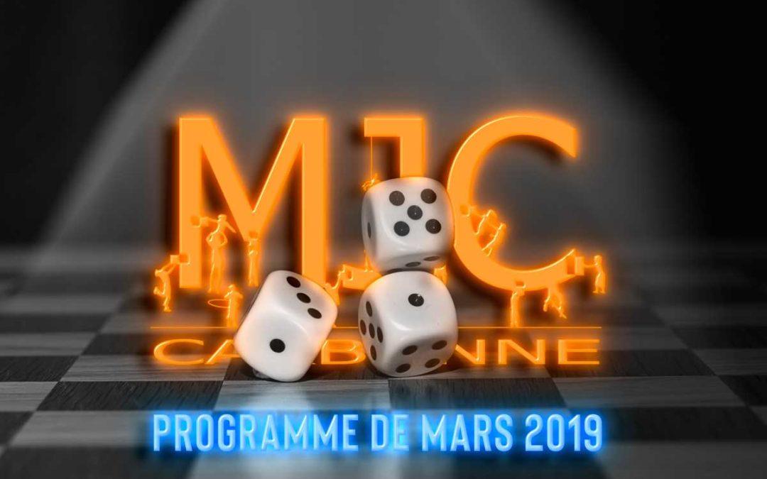 Quoi de neuf pour Mars ? Le programme !