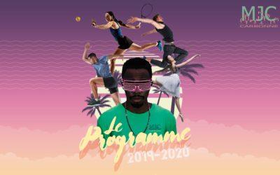 Le programme 2019 – 2020 est là !