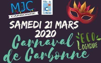 Carnaval en approche !