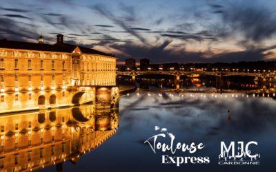 En route pour le Toulouse Express !